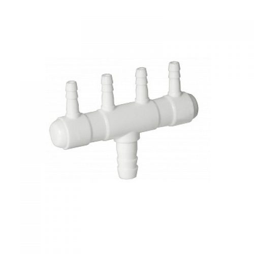 4 Outlet Plastic Air Divider