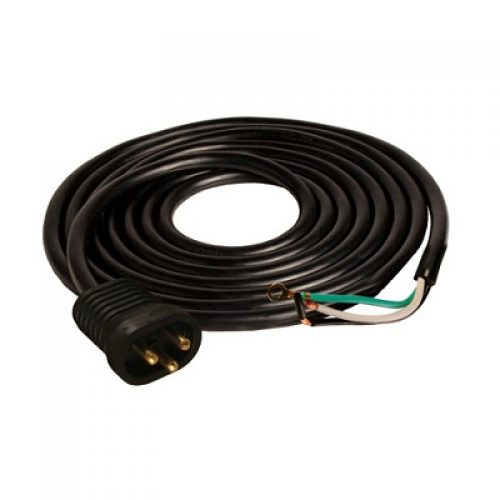 600V Male Lock & Seal Cord UL