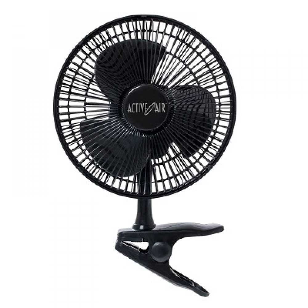 "Active Air 8"" Clip On Fan"