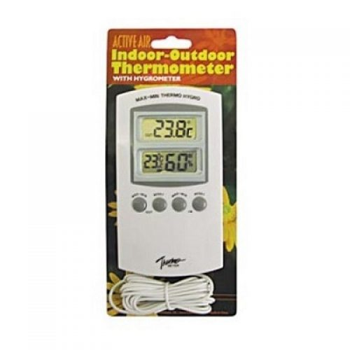 Active Air Indoor-Outdoor Thermometer Hygrometer