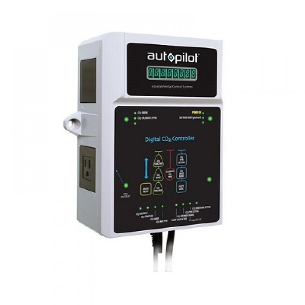 Autopilot Digital CO2 Controller