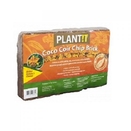 Coco Coir Chip Brick
