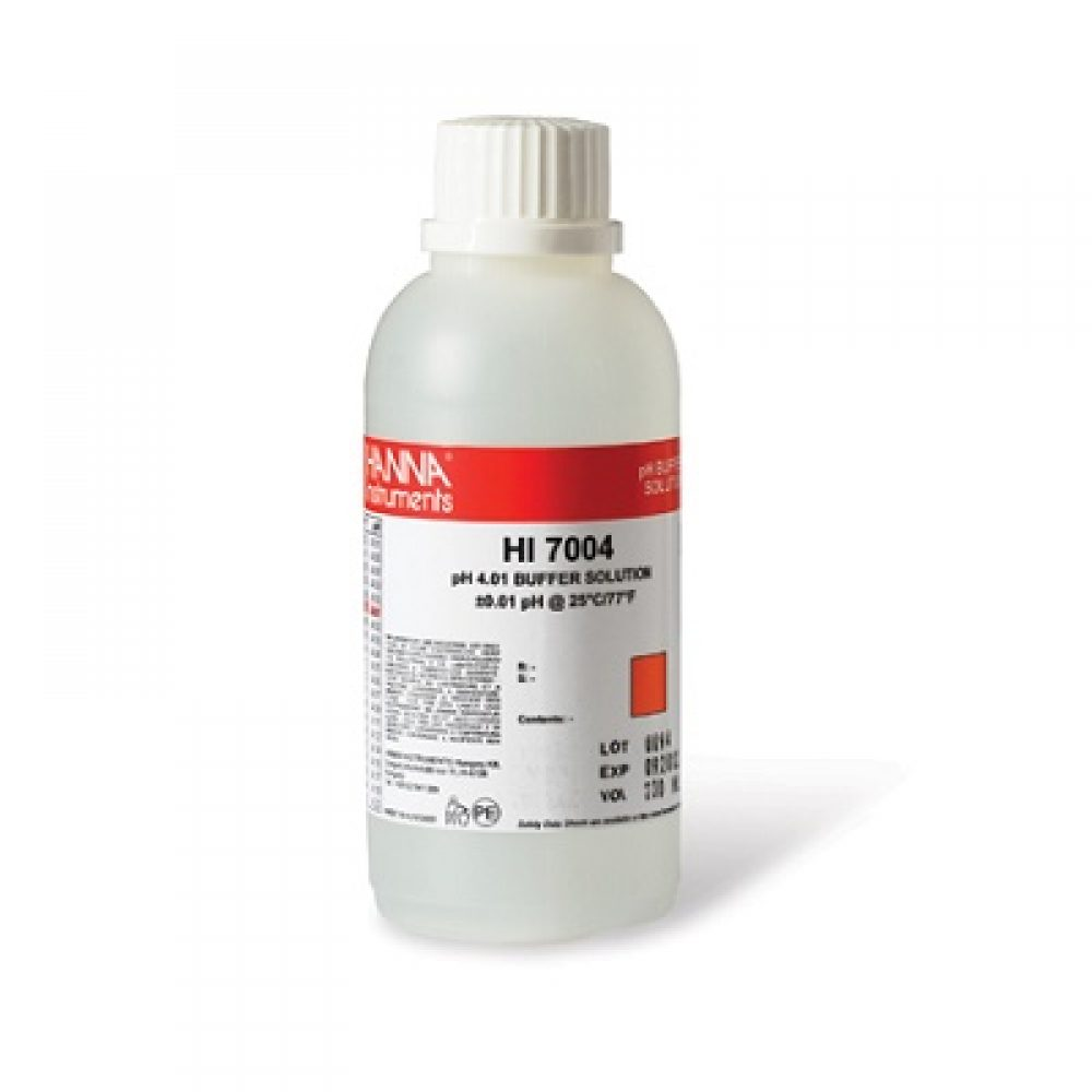 Hanna pH 4.01 Buffer Solution