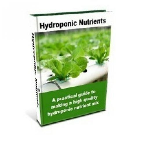 Hydroponic Nutrients Ebook