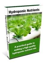 Hydroponic Nutrients Ebook