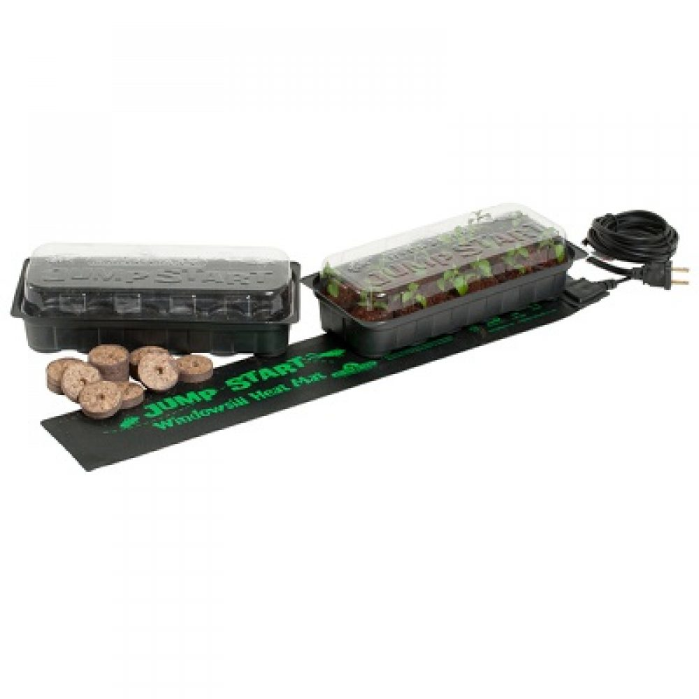 Jump Start Windowsill Heat Mat and Tray Kit