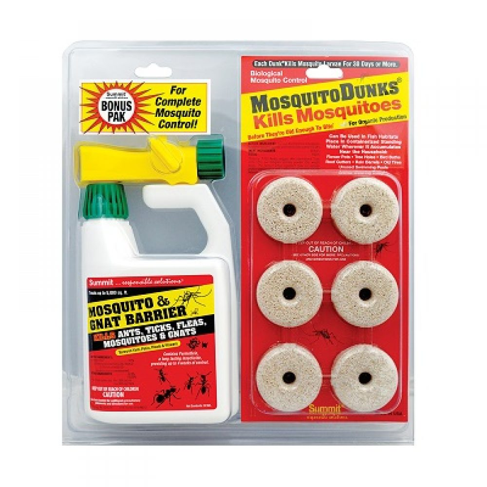 Mosquito Dunk Gnat Twin Combo Pack