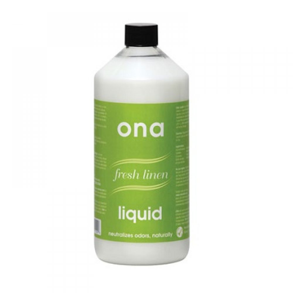 Ona Liquid Fresh Linen - Quart