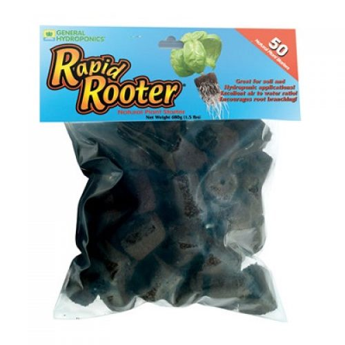 Rapid Rooter Replacement Plugs - Bag of 50
