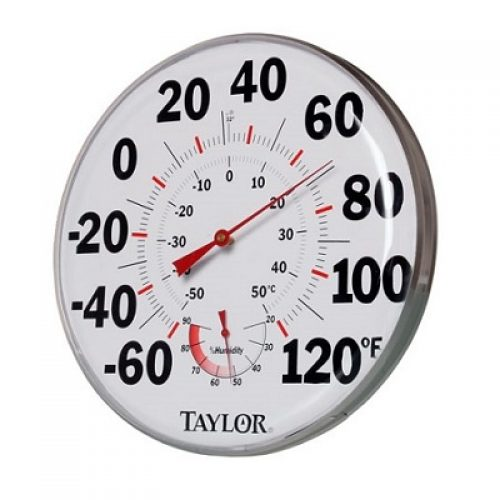 Temperature Humidity Gauge